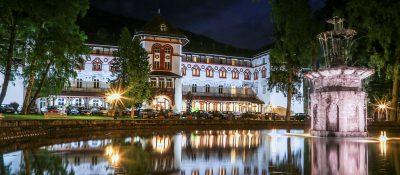 (cod 3733) Hotel Caraiman, Sinaia