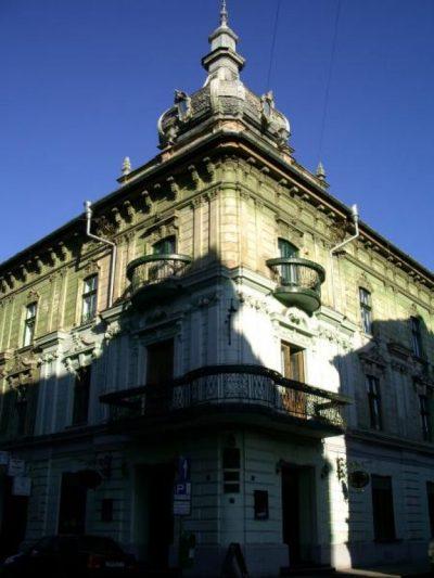 (cod 6118) Hotelul Trompeta din Timişoara