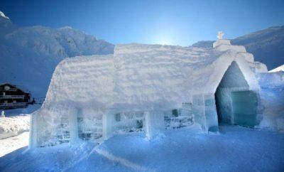 (cod 4512)  Hotelul de Gheaţă – Bâlea Lac