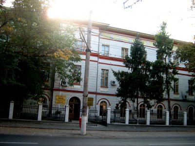 (cod 3931) Institutul Notre Dame de Sion