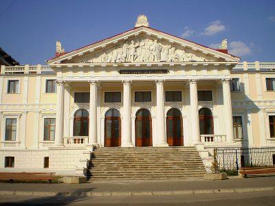 Institutul de anatomie Iasi
