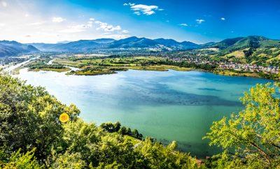 (cod 2762) Lacul Bâtca Doamnei