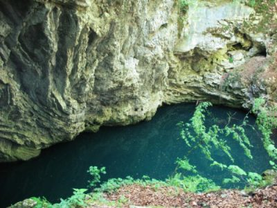 (cod 2406) Lacul Dracului, Cheile Nerei-Beușnița