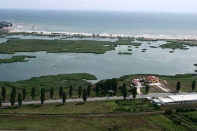 (cod 5024) Lacul Mangalia