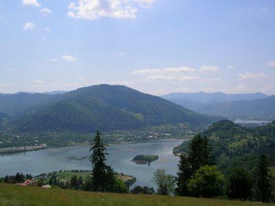(cod 2765) Lacul Vaduri și Pângărați