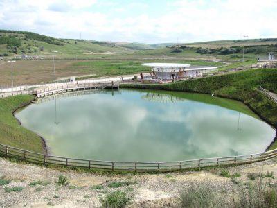(cod 4897) Lacurile sărate Durgău din Turda