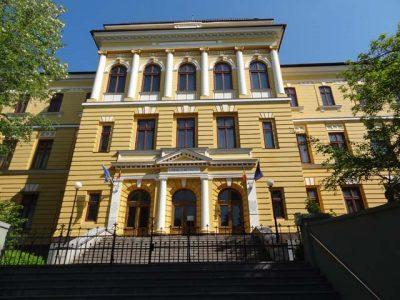 (COD 2052) – Liceul Costache Negruzzi – Liceul Internat Iasi
