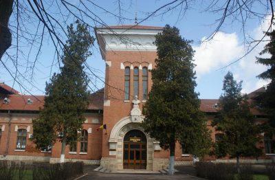 (cod 3932) Liceul Pedagogic Costache Negri