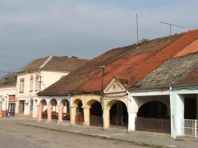 (cod 4401) Lipova şi Bazarul Turcesc