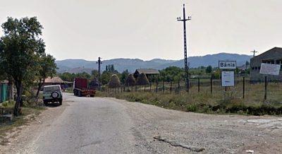 (cod 2444) Localitatea Bănia, Valea Almăjului
