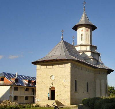 (COD 5448)  Mănăstirea Înălțarea Domnului, Zemeș