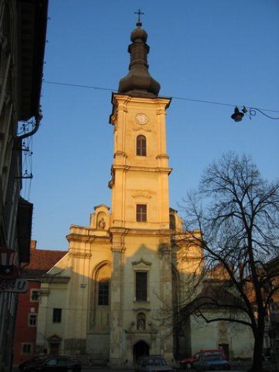 (cod 4903) Mănăstirea și Biserica Romano-catolică franciscană din Cluj