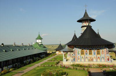(cod 6320) Mănăstirea Alexandru Vlahuță