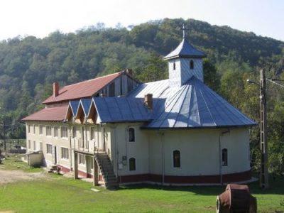 (cod 2445) Mănăstirea Almaj-Putna