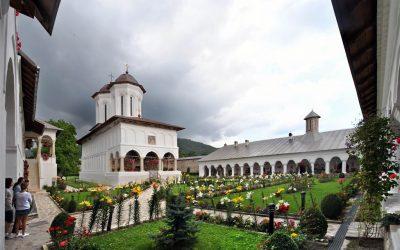 (cod 4513)  Mănăstirea Aninoasa