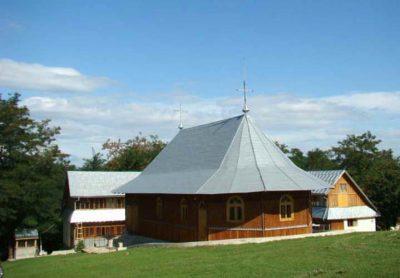 (COD 5452)  Mănăstirea Caraclau