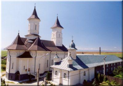 (COD 5443) Mănăstirea Ciolpani, Buhuși