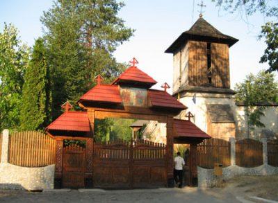 (cod 4515) Mănăstirea Cotmeana
