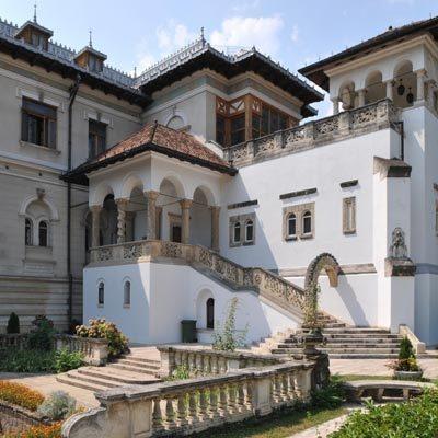 (cod 3520) Mănăstirea Cotroceni