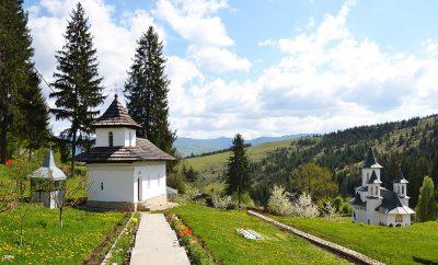 (COD 5425) Mănăstirea Cotumba, comuna Plopana