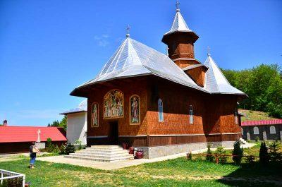 (cod 3417) Mănăstirea Dejani