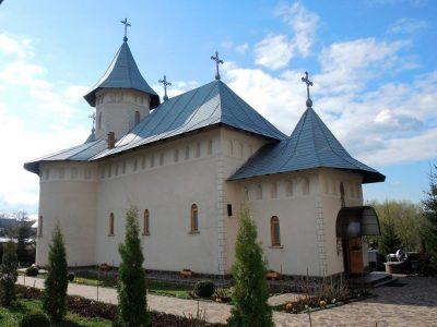 (cod 2769) Mănăstirea Dumbrăvele