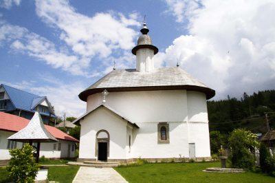 (cod 2772) Mănăstirea Hangu