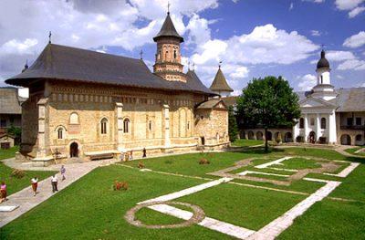 (cod 2775) Mănăstirea Neamț