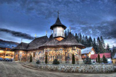 (cod 2778) Mănăstirea Petru Vodă