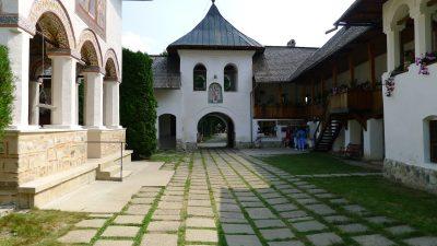 (cod 2611)  Mănăstirea Polovragi