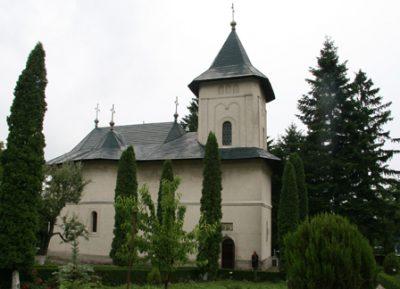 (COD 5444) Mănăstirea Runc, Buhuși