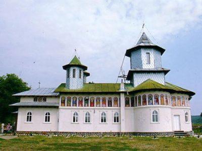 (cod 3743)  Mănăstirea Sfântul Antonie Cel Mare – Mălăiești