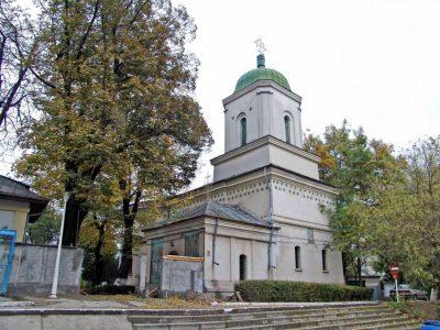 (cod 3937) Mănăstirea Sfinții Arhangheli
