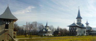 (cod 2448)  Mănăstirea Teiuș, Caransebeș