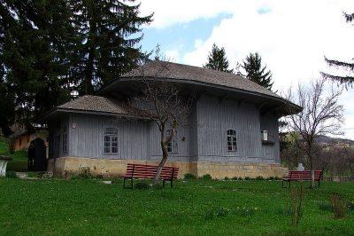 (cod 4246) Mănăstirea Valea Neagră