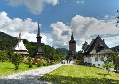 (cod 3162) Mănăstirea din Bârsana