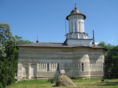 (COD 2108) – Manastirea Aroneanu Iasi