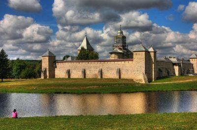 (COD 3001) – Manastirea Dragomirna Suceava