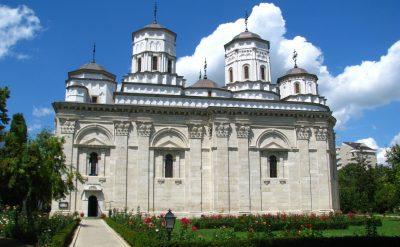 (COD 2173) – Manastirea Golia Iasi