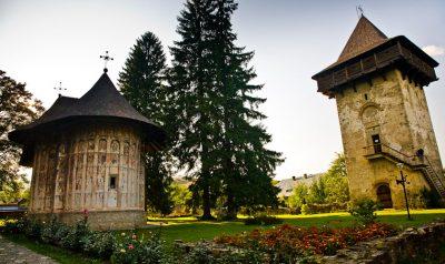 (COD 3046) – Manastirea Humor Suceava