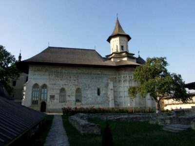 (COD 3005) – Manastirea Probota Suceava