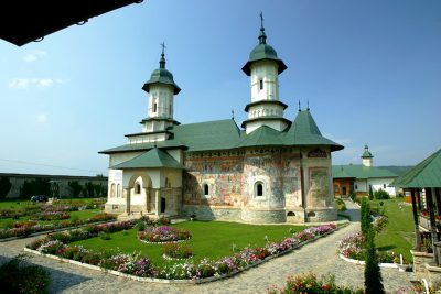 (COD 3007) – Manastirea Rasca Suceava