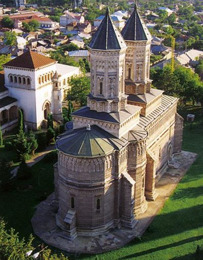 (COD 2054) – Manastirea Sfintii Trei Ierarhi Iasi
