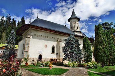 (COD 3008) – Manastirea Slatina Suceava