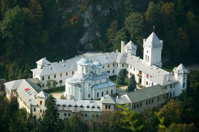 (cod 2612)  Manastirea Tismana