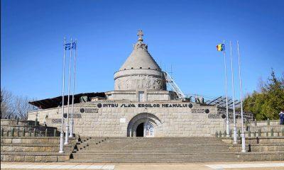(cod 4249) Mausoleul de la Mărășești