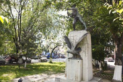 (cod 4128) Monumentul Infanteristului din București