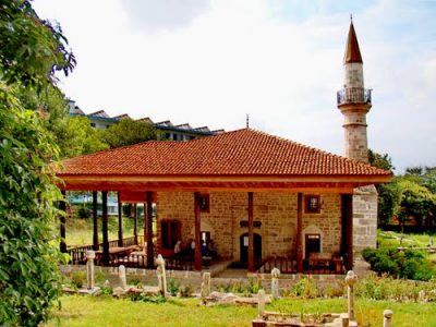 (cod 5031) Moscheea Esmahan Sultan, Mangalia