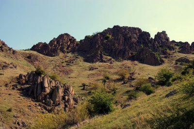 (cod 6673) Munții Macinului
