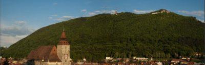 (COD 3340)  Muntele Tâmpa